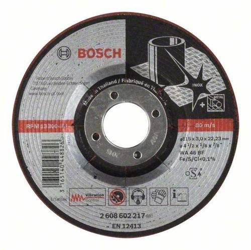 Bosch Power Tools Schruppscheibe 115x3mm 2608602217
