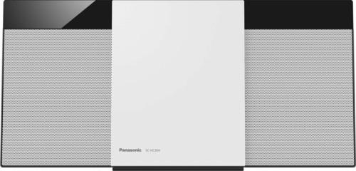 Panasonic Deutsch.CE Micro-HiFi-System DAB+,BT SCHC304EGW weiß