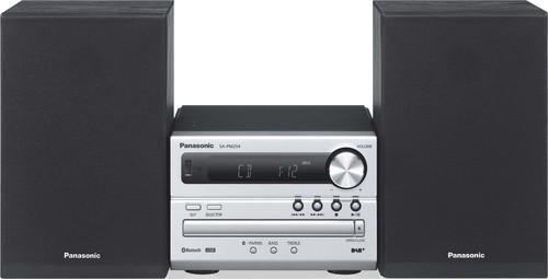 Panasonic Deutsch.CE Micro-HiFi-System DAB+,BT SCPM254EGS si