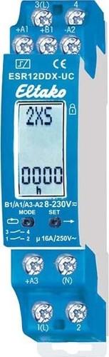 Eltako Stromstoßschalter 16A,250VAC,2000W ESR12DDX-UC
