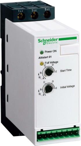 Schneider Electric Sanftanlasser 3KW,3x110-480V,9A ATS01N109FT