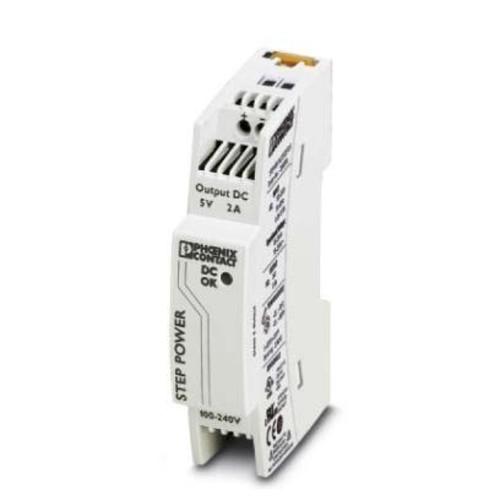 Phoenix Contact Stromversorgung 1-phas. A:5VDC/2A STEP-PS/ 1AC/ 5DC/2