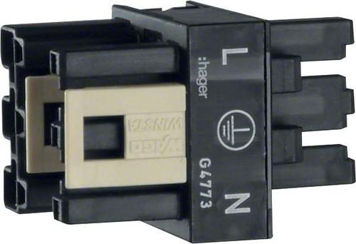 Tehalit H-Verteiler 3-polig G 4773
