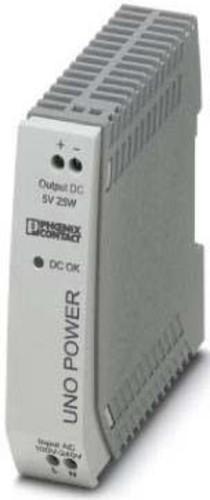 Phoenix Contact Stromversorgung 1-phas. A:5VDC/25W UNO-PS/1AC/ 5DC/ 25W