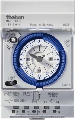 Theben Schaltuhr SUL 181 d
