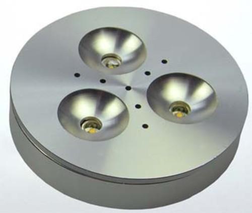 Scharnberger+Hasenbein LED-Aufbaustrahler 12V/DC 3000K 125°si 90070
