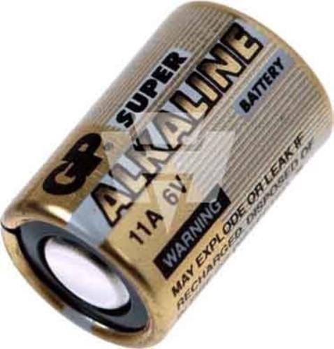 Hückmann GP Alkaline-Knopfzelle 11A/L1016/A21 6V 102654