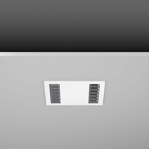 RZB LED-Einbauleuchte 4000K DALI 901639.002.1.76