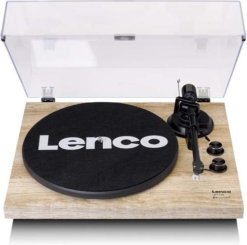 Lenco Plattenspieler Slimline Bluetooth LBT-188 Pine