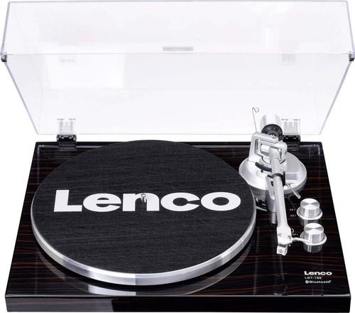 Lenco Plattenspieler Slimline Bluetooth LBT-188 Walnut
