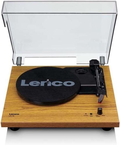 Lenco Plattenspieler Holzgehäuse LS-10 Wood
