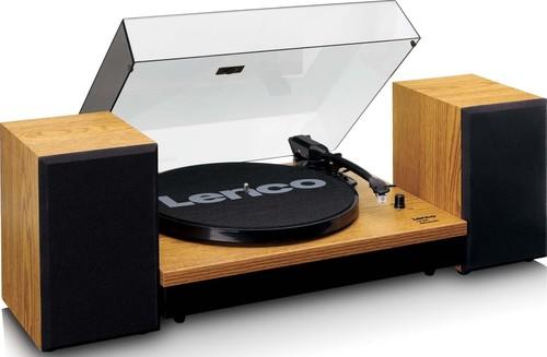 Lenco Plattenspieler Holzgehäuse LS-300 Wood