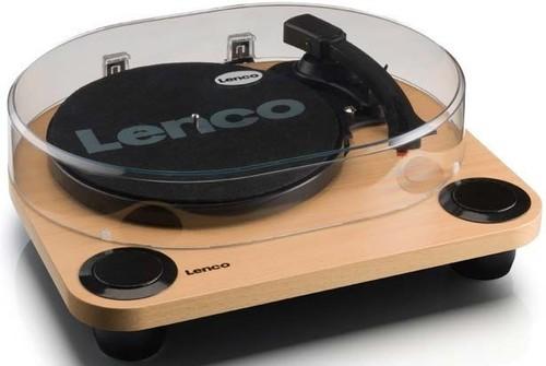 Lenco Plattenspieler Holzgehäuse LS-40 Wood