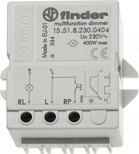 Finder Dimmer elektronisch 230VAC max.400W 15.51.8.230.0404