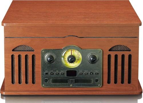 Lenco Plattenspieler Holzgehäuse TCD-2600 Walnut