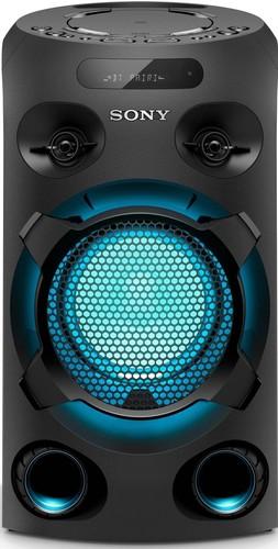 Sony Mini-Systemanlage Party,Karaoke,sw MHCV02.CEL