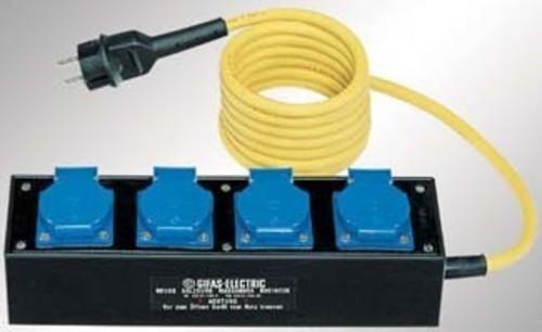 Gifas Electric Vollgummi-Verteiler 1404-1105