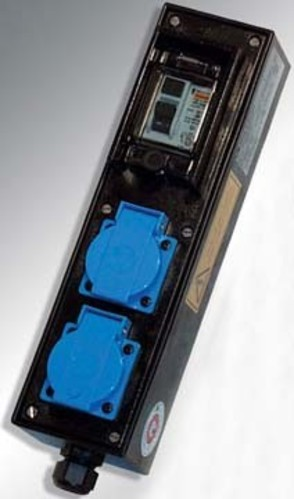 Gifas Electric Vollgummi-Verteiler 1404-PU5
