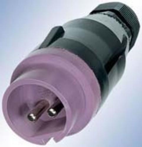 Gifas Electric Vollgummi-CEE-Stecker 24V,16A,2pol 241626