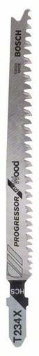 Bosch Power Tools Sägeblatt T 234 X 2 608 633 528(VE5)