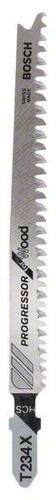 Bosch Power Tools Sägeblatt T 234 X 2 608 633 523(VE3)