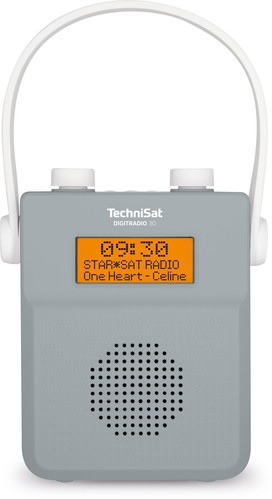 TechniSat DAB+ Digitalradio UKW/BT/Akku DIGITRADIO30 gr/ws
