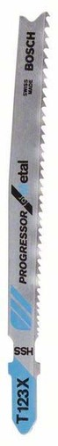 Bosch Power Tools Sägeblatt T 123 X 2 608 638 472(VE3)