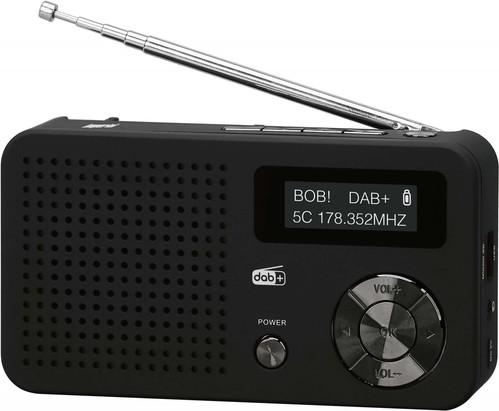 IMPERIAL Digitalradio mobil DAB+,DAB,UKW DABMAN13 sw