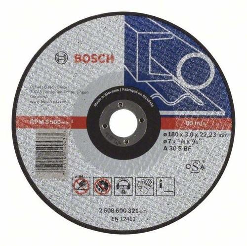 Bosch Power Tools Trennscheibe 180x3mm für Stahl 2608600321