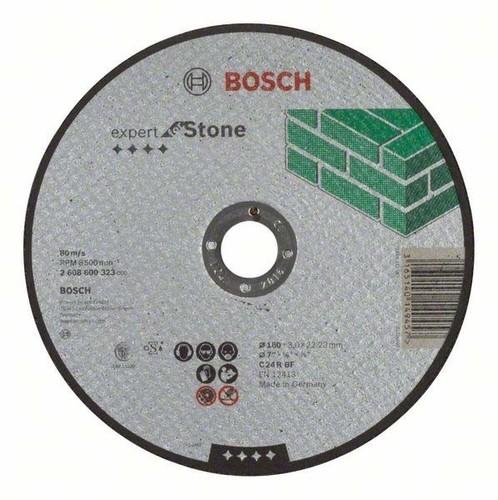 Bosch Power Tools Trennscheibe 180x3mm f. Stein ger 2608600323