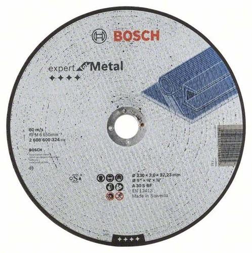 Bosch Power Tools Trennscheibe 230x3mm für Stahl 2608600324
