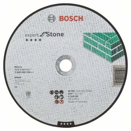 Bosch Power Tools Trennscheibe 230x3mm f. Stein ger 2608600326
