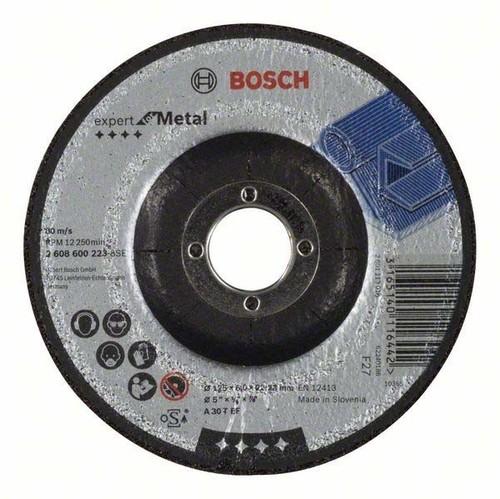 Bosch Power Tools Schruppscheibe 6 mm 125x6mm f. Stahl 2608600223