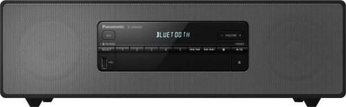 Panasonic Deutsch.CE Micro-HiFi-System DAB+,BT,CD SCDM504EGK sw