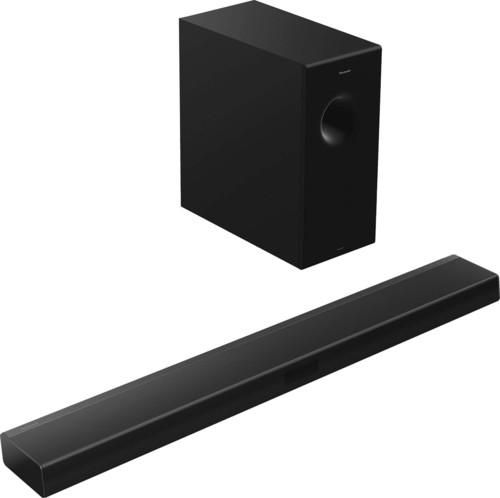Panasonic Deutsch.CE Soundbar 2.1,BT,Wireless Sub SCHTB600EGK sw