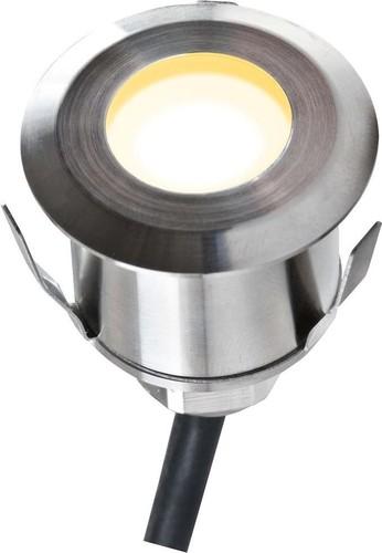 EVN Lichttechnik LED-Einbauleuchte 12VDC 1W ww P67 101002