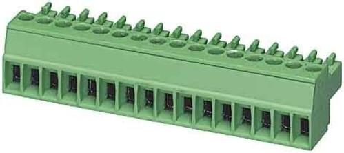 Phoenix Contact Stecker Leiterplatte 2pol. MC 1,5/ 2-ST-3,81