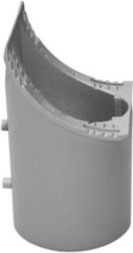 Siteco Mastflansch D=76mm 5XA59000XM1