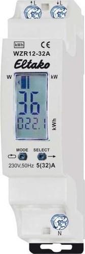 Eltako Wechselstromzähler mit Reset, ungeeicht WZR12-32A