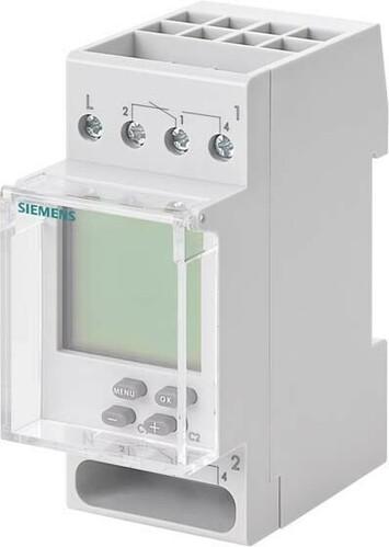 Siemens Indus.Sector Wochenzeitschaltuhr 230V 16A 2TE 7LF4512-0