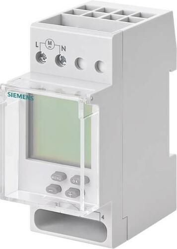 Siemens Indus.Sector Wochenzeitschaltuhr 230V 16A 2TE 7LF4511-0