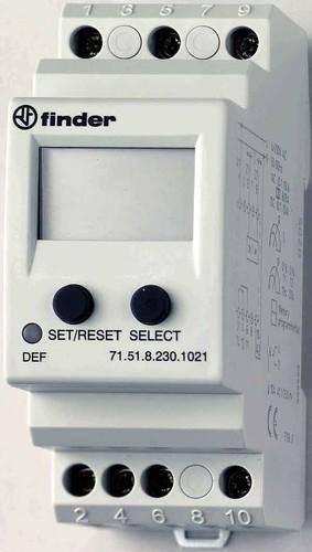 Finder Univ. Stromüberwachung AC/DC 0,1-10A,600A 71.51.8.230.1021