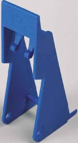 "Finder Haltebügel blau ""Variclip"" 095.91.3"