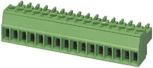 Phoenix Contact Stecker 8A,160V,10p. MC 1,5/10-ST-3,81