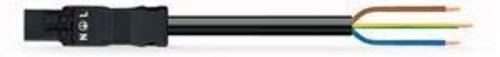 WAGO Kontakttechnik Anschlussleitung 3x1,5qmm 1m 891-8993/206-101