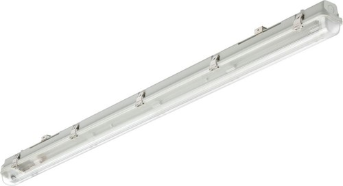 Philips Lighting Feuchtraumleuchte f. 1 LED-Tube WT050C 1xTLED L1500