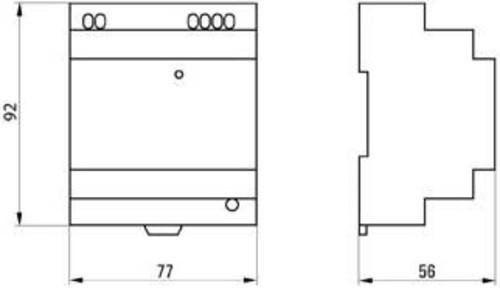 WHD Schaltnetzteil 24V 1,5A PS24/1,5