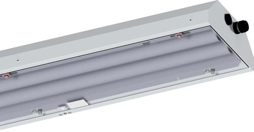 Schuch Licht EX-LED-Stahlblechleuchte 6500K e821 06L60