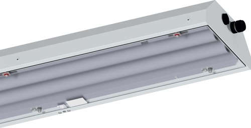 Schuch Licht EX-LED-Stahlblechleuchte 5000K nD822 12L85