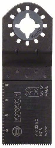 Bosch Power Tools Tauchsägeblatt AIZ 32 EC 2 608 661 637